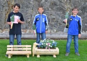 Imfeld Laurin, Felder Ivan, Zemp Christian